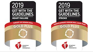 WVU Heart and Vascular Institute, Stroke Center receive recognition for heart failure and stroke care