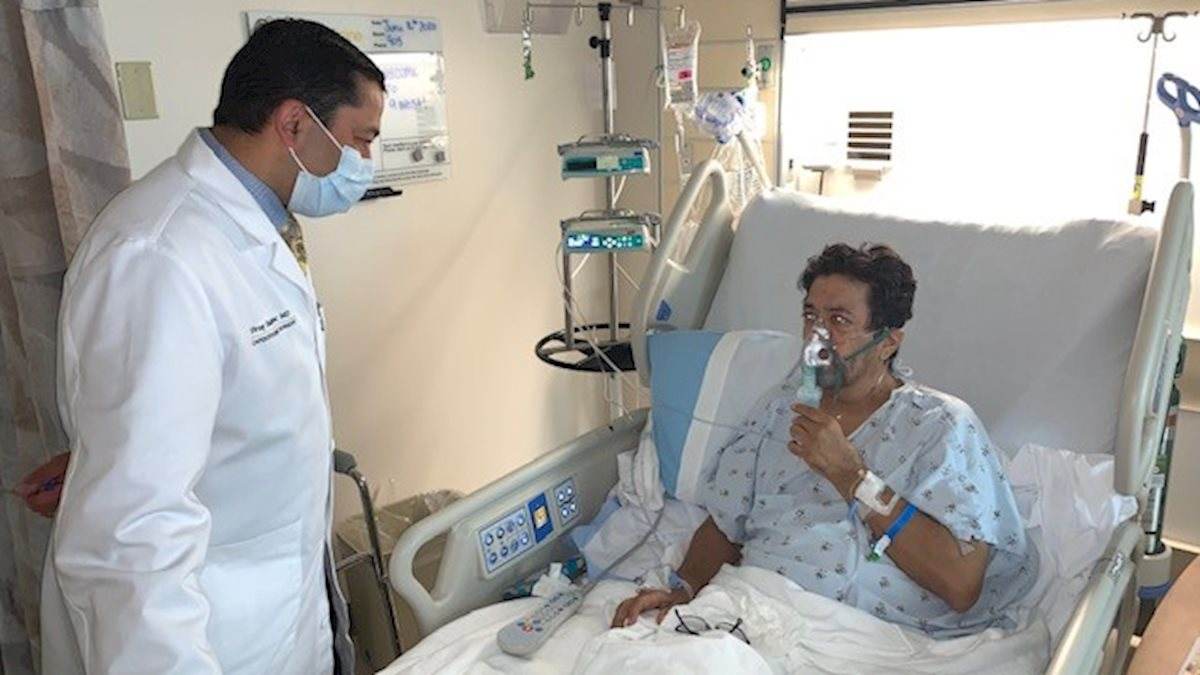 WVU Heart and Vascular Institute successfully removes COVID-19 patient from ECMO