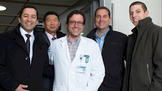 WVU Heart and Vascular Institute team performs Switzerland's first robotic complex bileaflet mitral valve repair