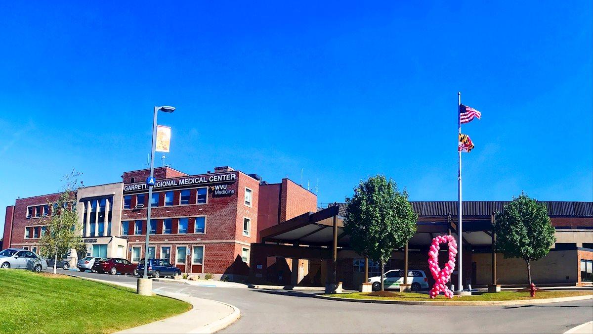WVU Hospitals, Garrett Regional Medical Center enter into management agreement