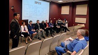 WVU Hospitals receives national designation as Ebola Treatment Center