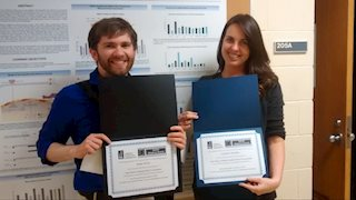 WVU IMMB students recognized at national conference