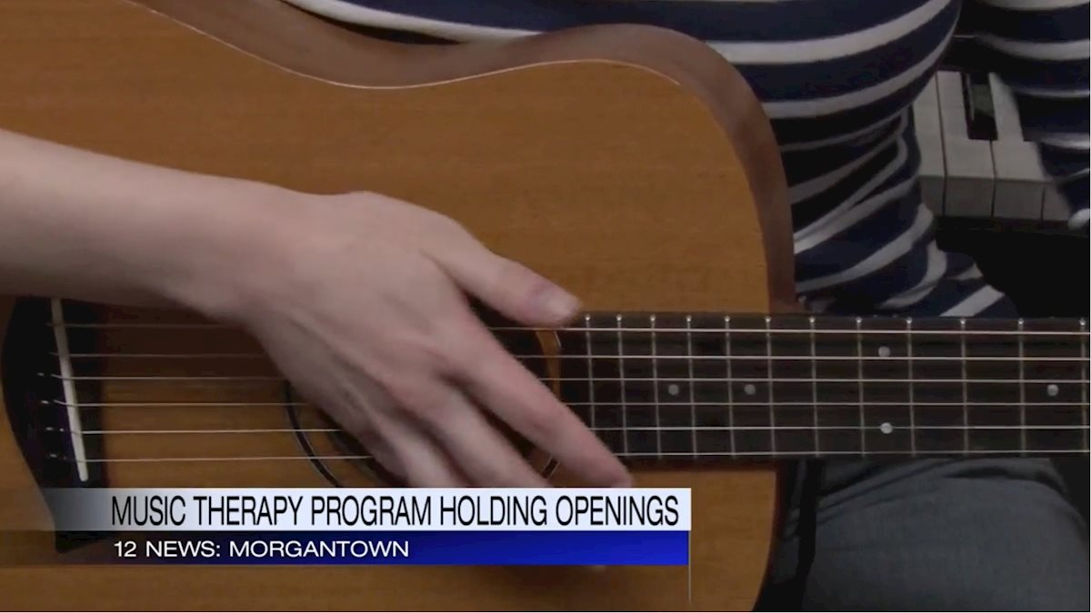 WVU in the News: Dream Catchers offers kids music therapy through theatre
