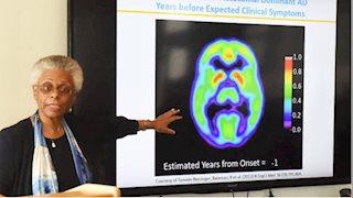 WVU in the News: NIA deputy director visits WVU, Rockefeller Neuroscience Institute