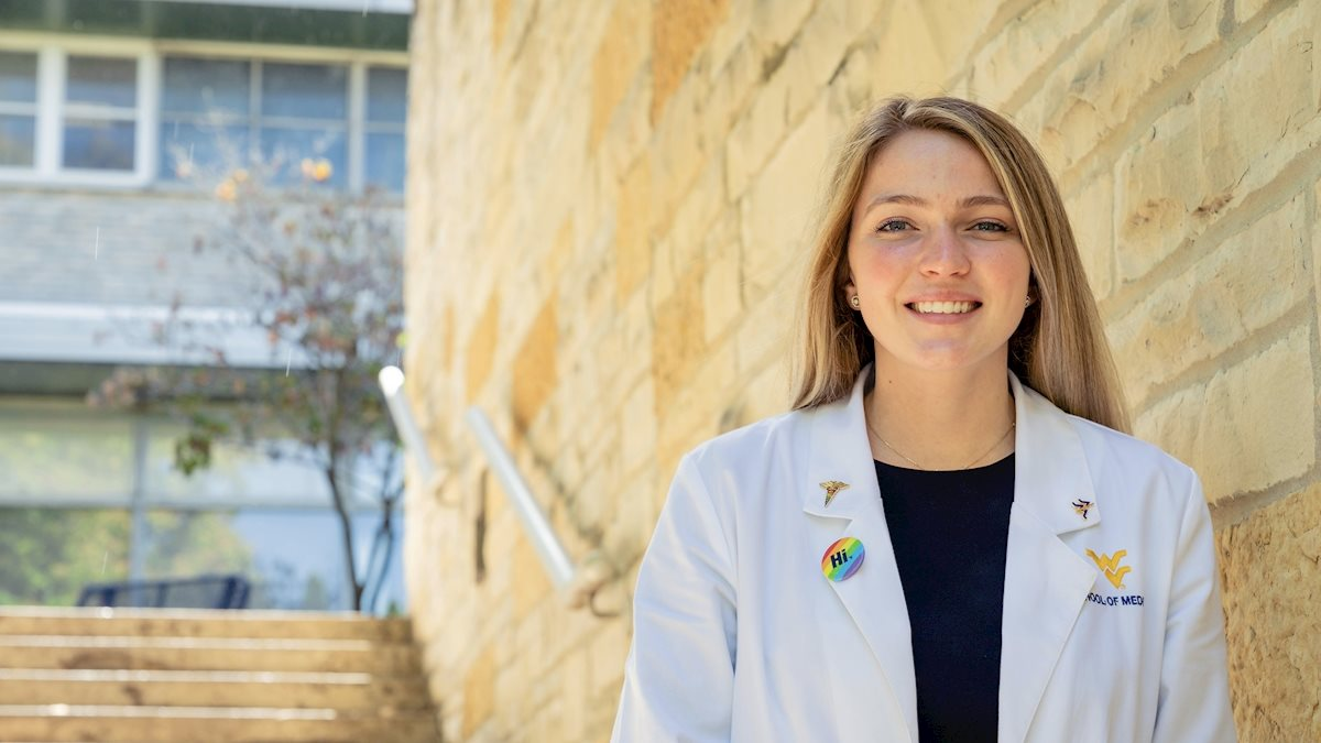 WVU medical student earns national Women in Medicine honor