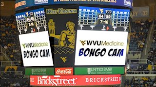 WVU Medicine adds to fan perks at men's, women's basketball games