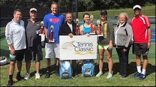 WVU Medicine announces Tennis Classic results