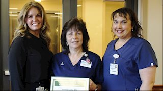 WVU Medicine Berkeley Medical Center names Daisy Award winner