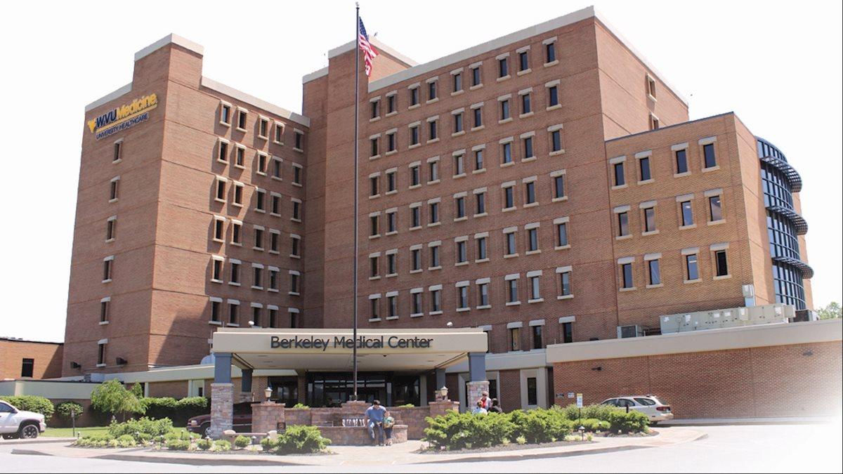 WVU Medicine Berkeley Medical Center receives trauma verification