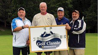 WVU Medicine Bernie Hutzler Golf Classic winners announced