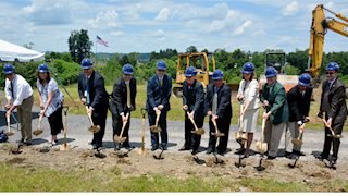WVU Medicine breaks ground for Fairmont clinic