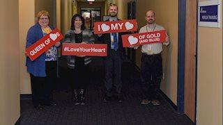 WVU Medicine celebrates American Heart Month
