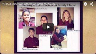 WVU Medicine celebrates junior volunteers