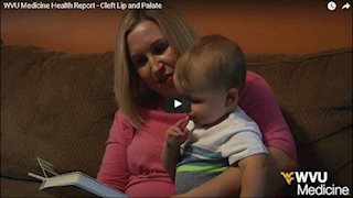 WVU Medicine Children's cleft lip and palate team helps children live healthy lives (Video)