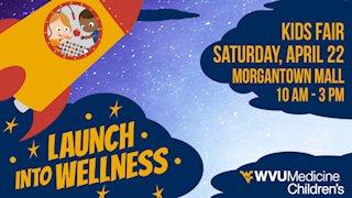 WVU Medicine Children's to host 'Launch Into Wellness' Kids Fair April 22