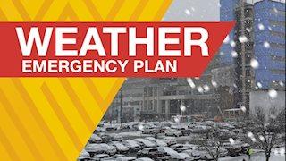 WVU Medicine clinics and hospitals prepare for storm