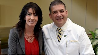 WVU Medicine doc brings hope to employee with congestive heart failure