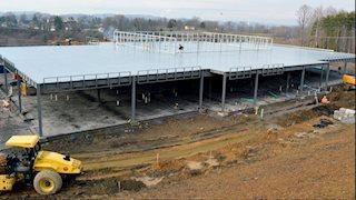 WVU Medicine Fairmont construction making progress