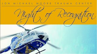 Save the date: Jon Michael Moore Trauma Center Night of Recognition