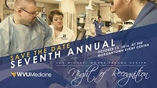 WVU Medicine Jon Michael Moore Trauma Center to celebrate Seventh Annual Night of Recognition