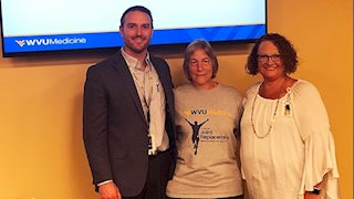 WVU Medicine, Operation Walk provide life-changing joint replacements