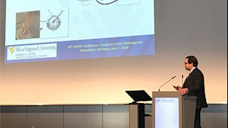 WVU Medicine Physician Presents at International Society of Intraoperative Radiation Therapy Conference