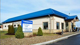 WVU Medicine physicians encourage patients to utilize their local urgent care centers