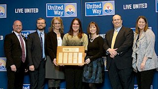 WVU Medicine recognized for contributions to United Way campaign