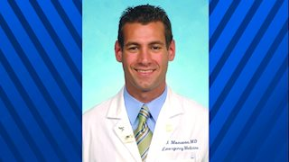 WVU Medicine's Dr. A.J. Monseau to serve as head team physician and medical director for WVU Athletics