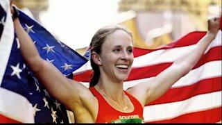 WVU Medicine supports Santucci in Olympic bid