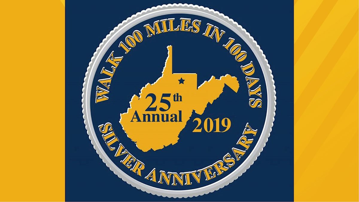 WVU Medicine to kick off 25th Annual Walk 100 Miles in 100 Days®