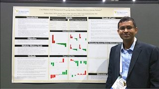 WVU Public Health student recognized for research work at national conference