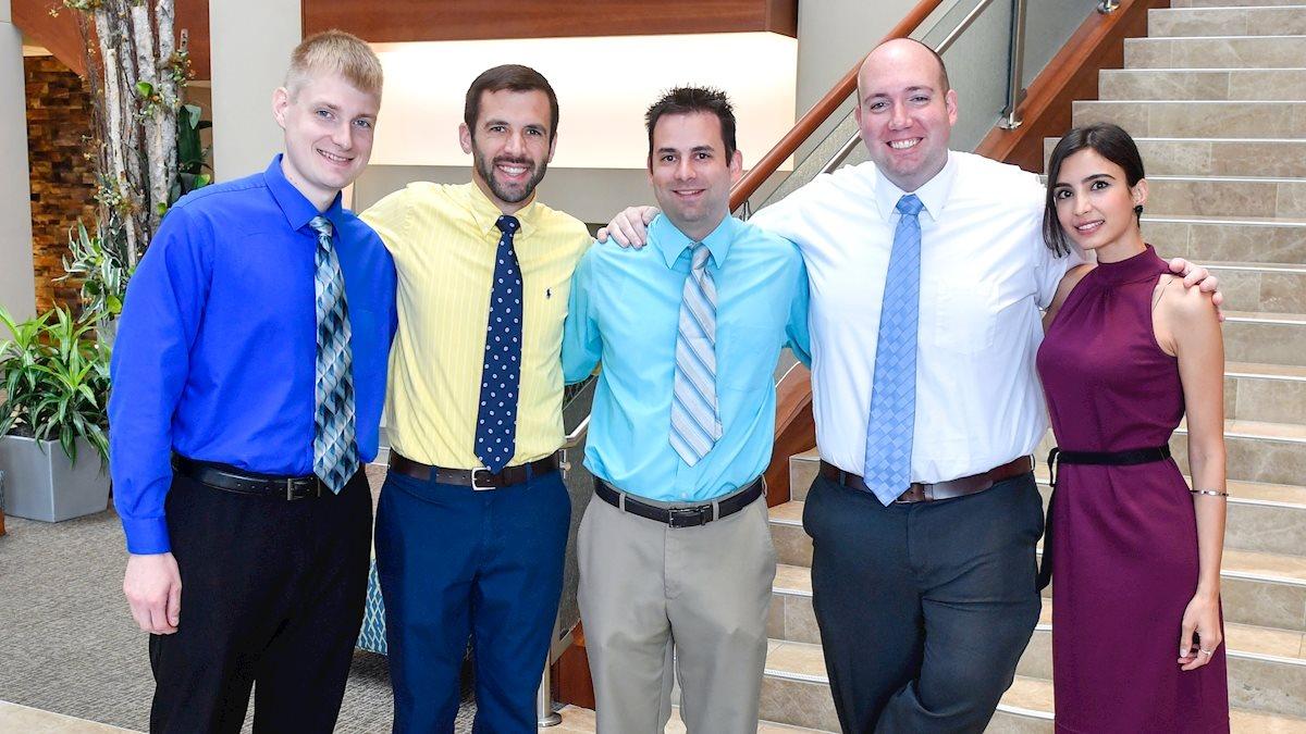 WVU Radiology Class of 2018 Graduates