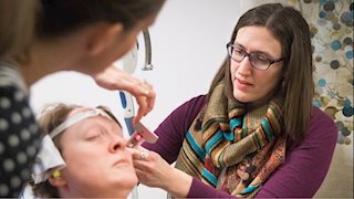 WVU researchers investigate treating post-stroke depression with magnetic fields