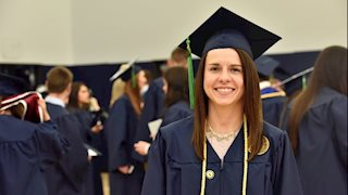 WVU's Class of 2017 transitions to the next adventure