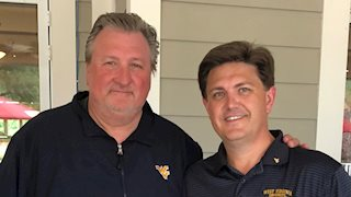 WVU's Head Basketball Coach Bob Huggins Visits Island