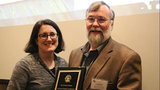 WVU's Linda S. Nield, M.D. named Pediatrician of the Year