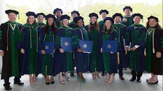 WVU School of Medicine Eastern Division Celebrates 2016 Graduates