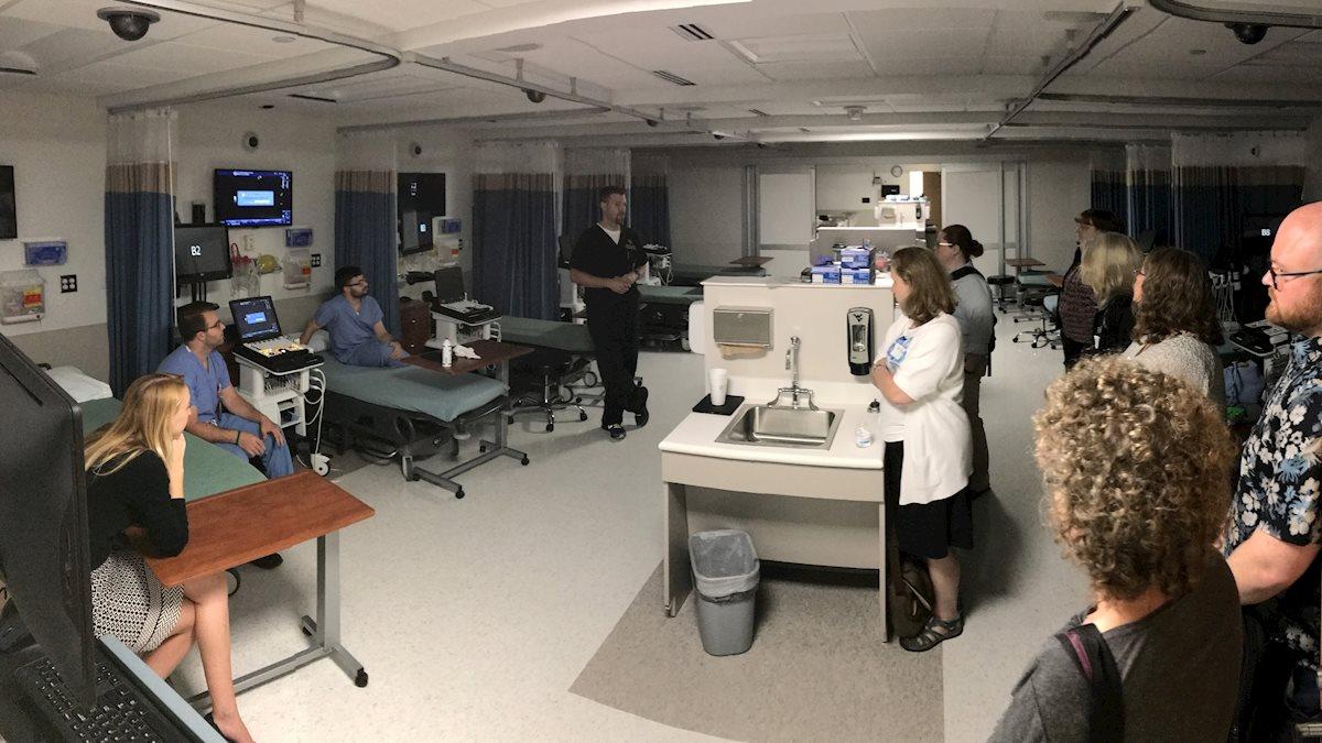 WVU School of Medicine hosts pre-med advisors workshop; offers tips on applying to medical school