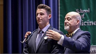 WVU School of Medicine M.D. Class of 2023 set to launch education on right foot