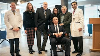 WVU School of Medicine names Navia Chair of Geriatrics