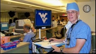 WVU School of Medicine names Dr. Robert Johnstone chair of Anesthesiology