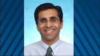 WVU School of Medicine names Sarwari as new chair of Medicine