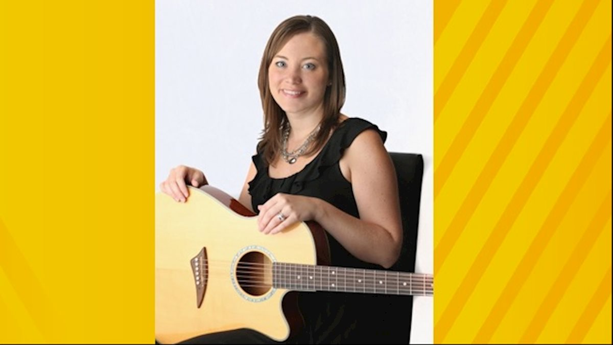 WVU School of Medicine names university's first patient care music therapist