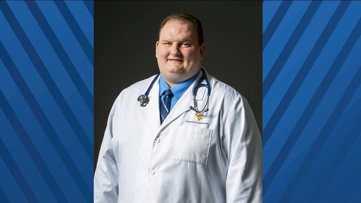WVU School of Medicine student named Pisacano Scholar