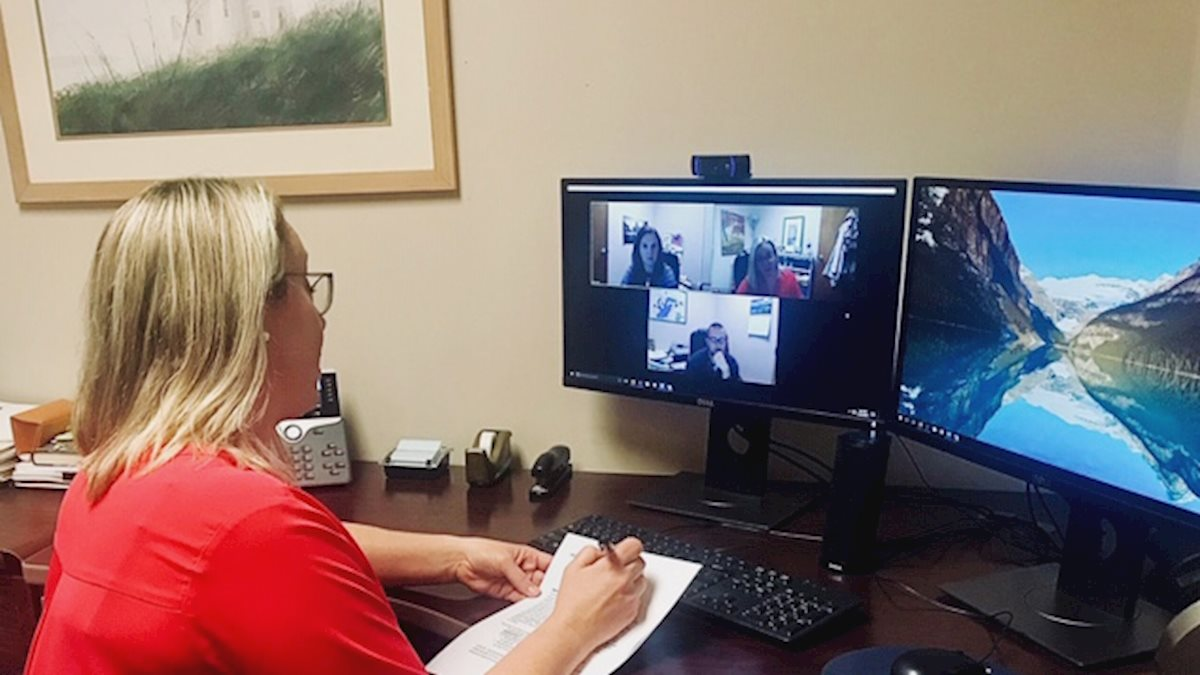 WVU School of Medicine using telemedicine to take mental health services to West Virginia's youth