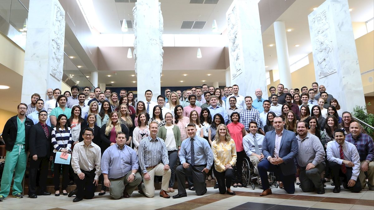 WVU School of Medicine welcomes new resident physicians to campus