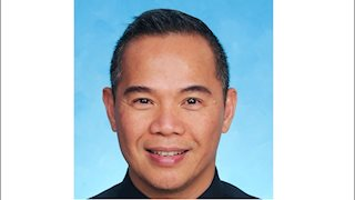 WVU School of Nursing advisor Julien Nguyen receives national advising award