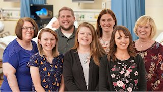 WVU School of Nursing Keyser campus team growing
