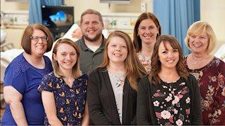 WVU School of Nursing Keyser campus team growing